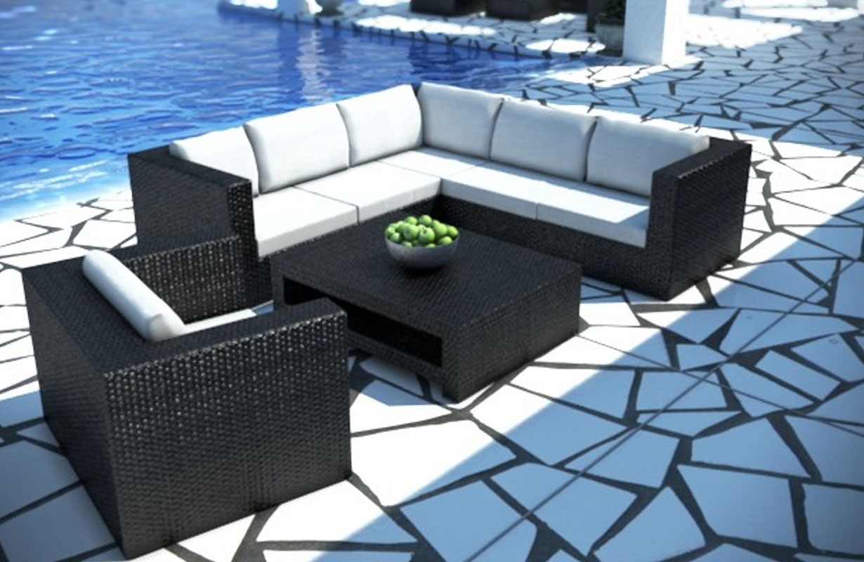 rattan sofa lounge barcelona gartenset von nativo m bel. Black Bedroom Furniture Sets. Home Design Ideas