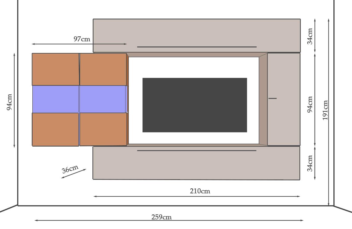designer wohnwand base nativo wien moebel. Black Bedroom Furniture Sets. Home Design Ideas