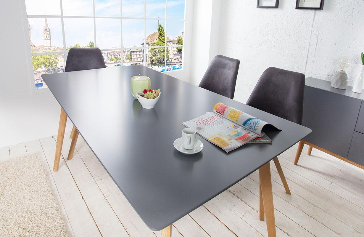 Esstisch man grey 160 cm von nativo designer m bel sterreich for Designer esstisch 80x80