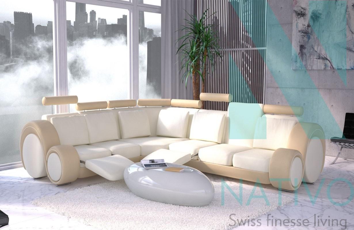 ledersofa baracuda bei nativo m bel oesterreich. Black Bedroom Furniture Sets. Home Design Ideas
