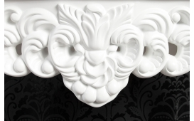 Designer Konsole ROME WHITE von NATIVO Moebel Wien