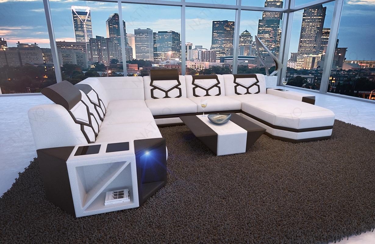 ledersofa aventador xxl bei nativo m bel oesterreich. Black Bedroom Furniture Sets. Home Design Ideas