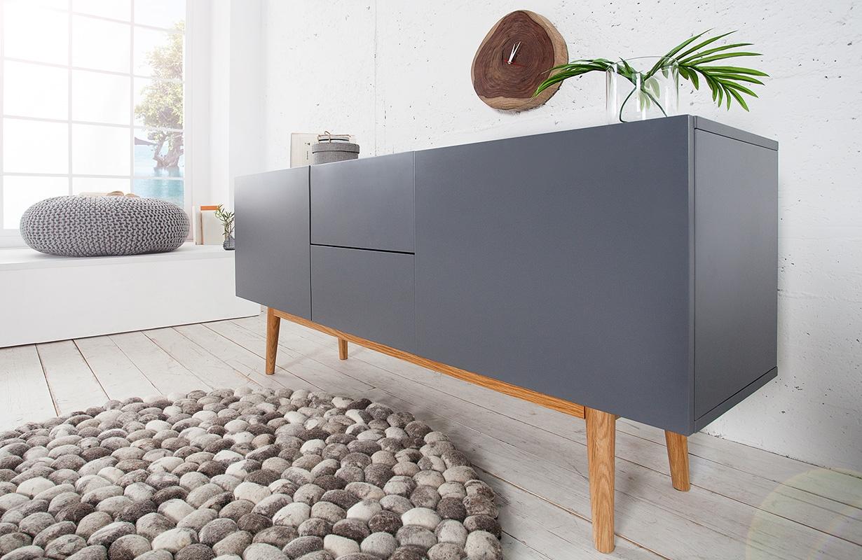 Möbel design sideboard  Sideboard BOLIS GREY von NATIVO Designer Möbel Österreich