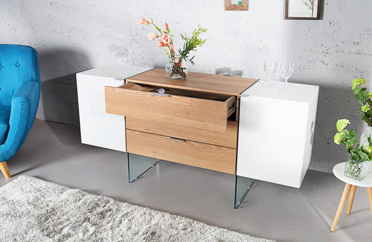 sideboard duo 160 cm von nativo designer m bel sterreich. Black Bedroom Furniture Sets. Home Design Ideas
