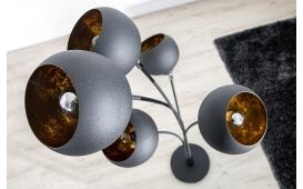 Designer Stehleuchte STARS BLACK GOLD
