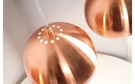 Designer Hängeleuchte METAL BALL