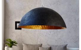 Designer Hängeleuchte WOK XL BLACK GOLD
