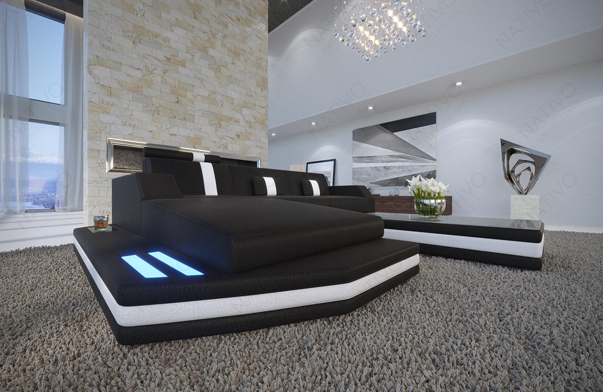 ledersofa mesia mini bei nativo m bel oesterreich g nstig. Black Bedroom Furniture Sets. Home Design Ideas