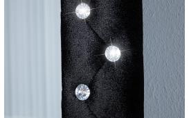 Designer Spiegel DIAMODE BLACK