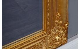 Designer Spiegel RESSAGE GOLD L