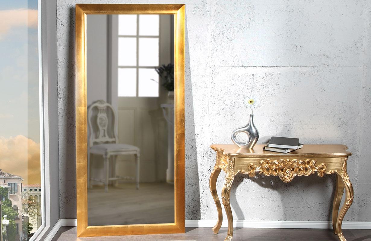 Designer Spiegel spiegel look gold nativo designer möbel österreich