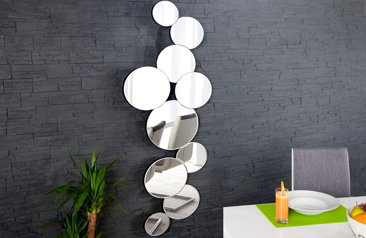 Designer Spiegel spiegel circle nativo designer möbel österreich
