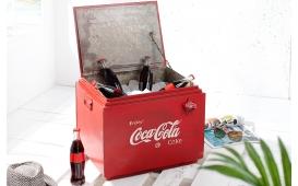 Designer Couchtisch COCA-COLA