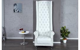 Designer Relaxsessel ROYALS WHITE