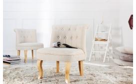 Designer Lounge Sessel JOSEPHINE WHITE
