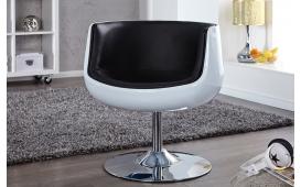 Designer Lounge Sessel JUVENTAS BLACK