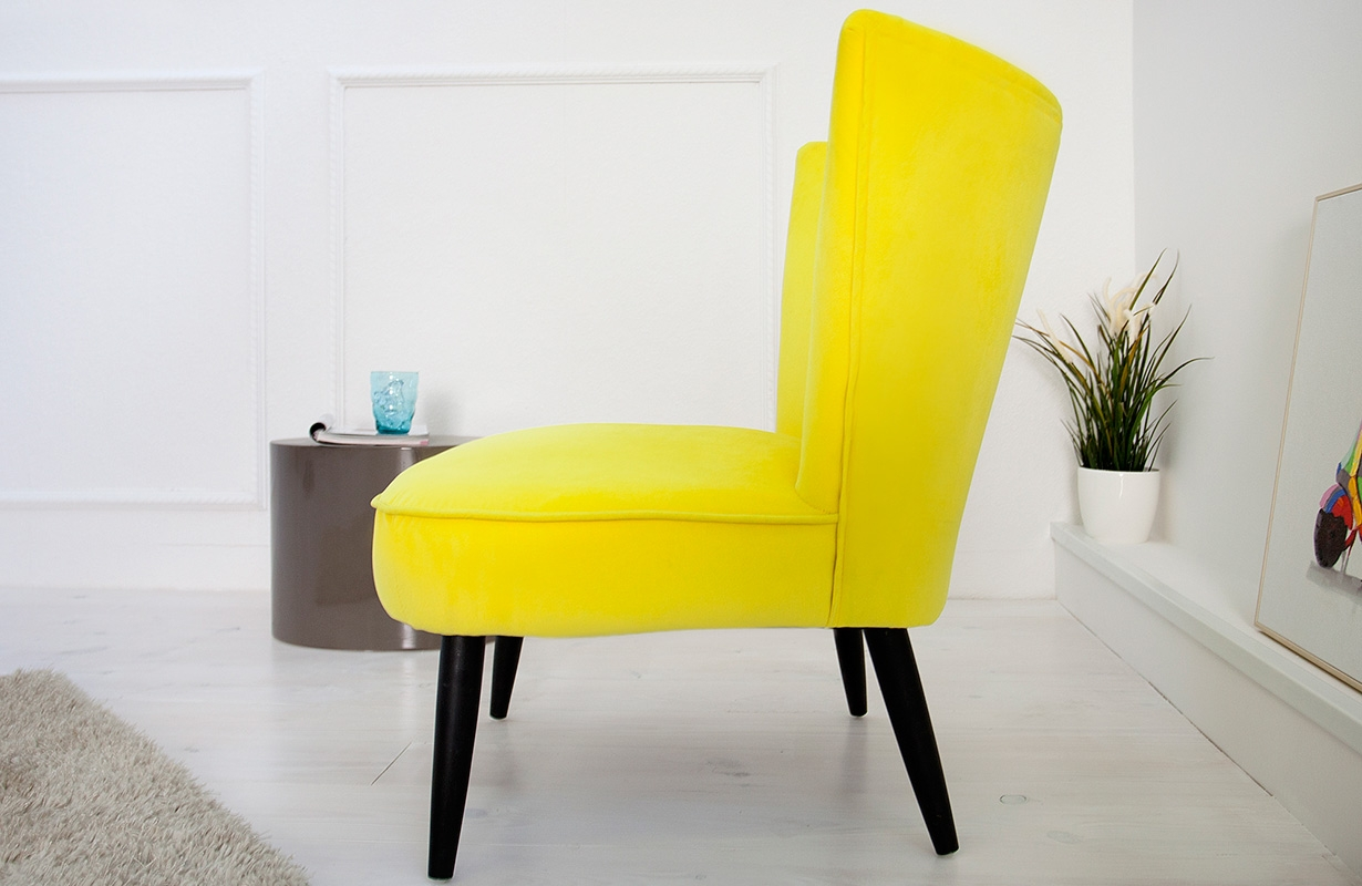 lounge sessel recent yellow von nativo designer m bel sterreich. Black Bedroom Furniture Sets. Home Design Ideas