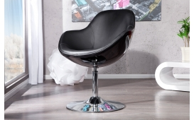 Designer Lounge Sessel FORMULA BLACK
