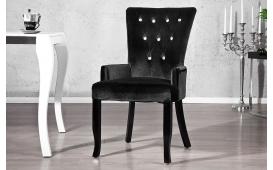 Designer Stuhl VENSTER BLACK