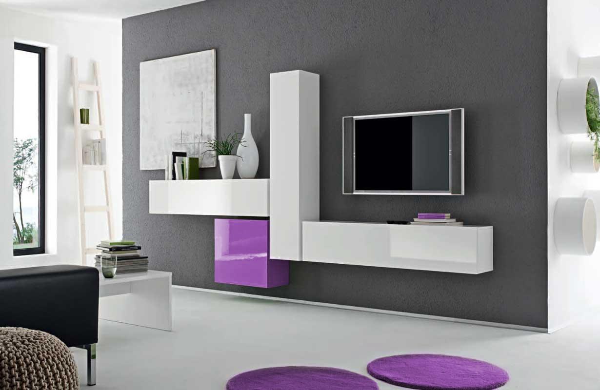 Designer wohnwand vicenza nativo wien moebel for Designer wohnwand