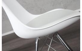 Designer Stuhl SCANIA WHITE