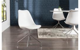 Designer Stuhl WRAP WHITE