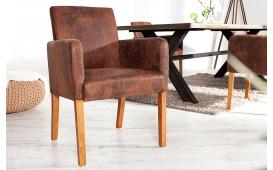 Designer Stuhl ROSSI mit Armlehne