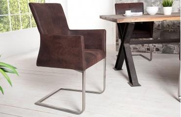 Designer Stuhl SANTORINI BROWN