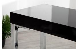 Designer Schreibtisch SIMPLA BLACK