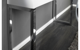 Designer Schreibtisch SIMPLA WHITE