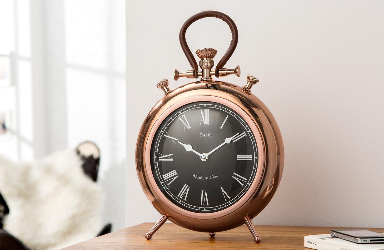 Designer Deko standuhr deko copper nativo designer möbel österreich