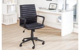 Designer Bürostuhl CLASS BLACK