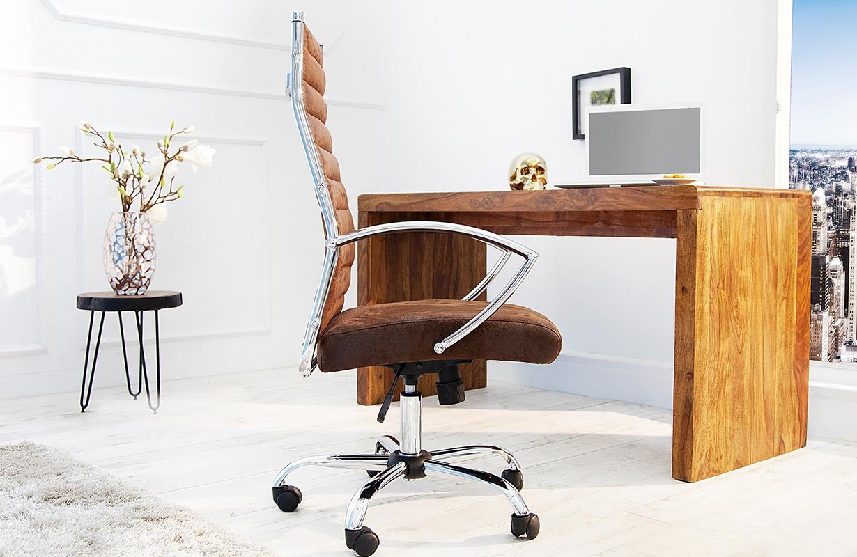 Bürostuhl antik  Bürostuhl HERO ANTIK von NATIVO Designer Möbel Österreich