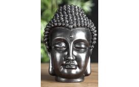 Designer Skulptur NIRVANA BLACK