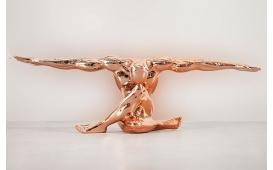 Designer Skulptur MUSCULAR COPPER