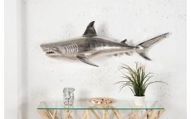 Designer Wanddekoration SHARK I