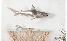 Designer Wanddekoration SHARK II