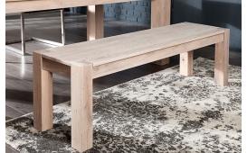 Designer Sitzbank DUKE WHITE