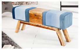 Designer Polsterbank LEWIS