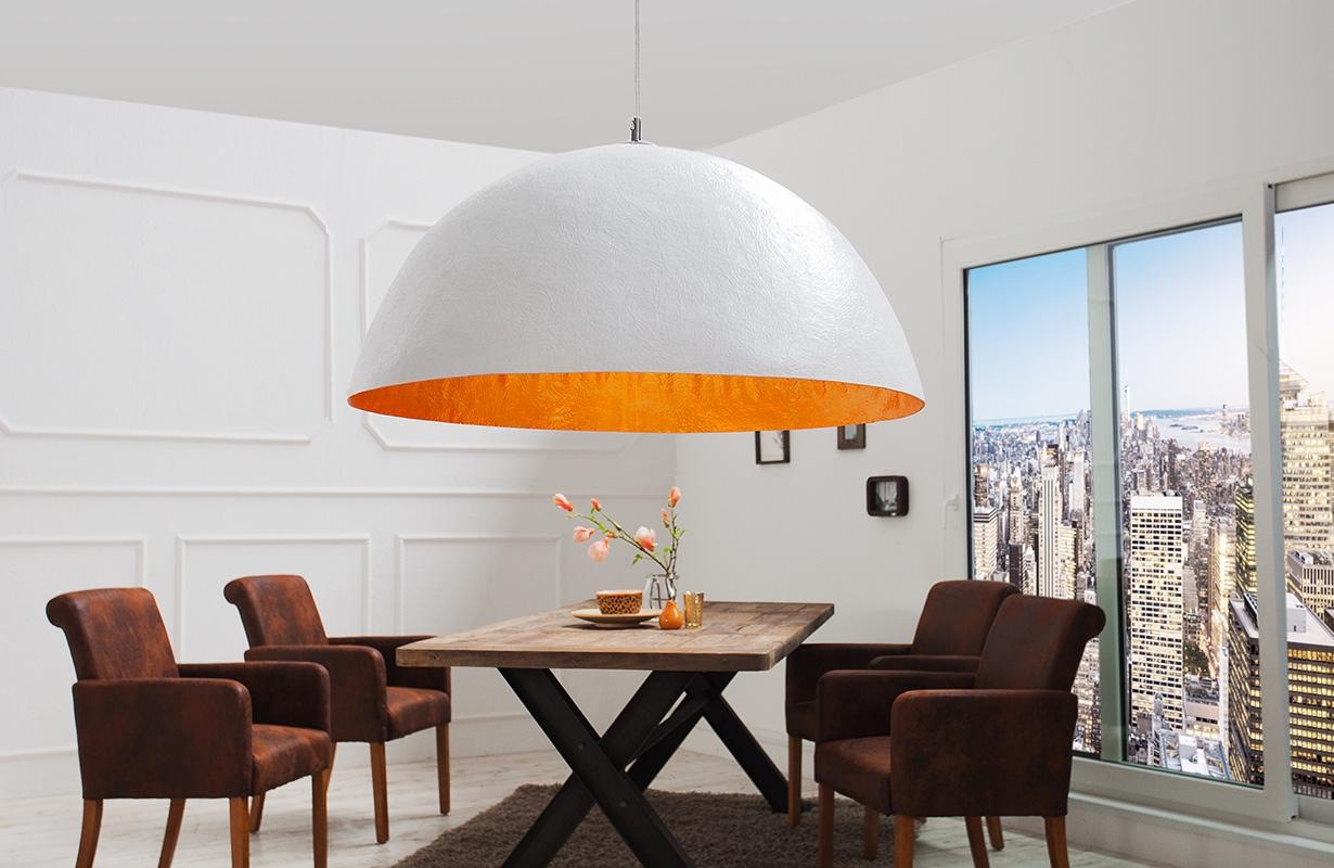 h ngeleuchte wok xl white gold von nativo designer m bel. Black Bedroom Furniture Sets. Home Design Ideas