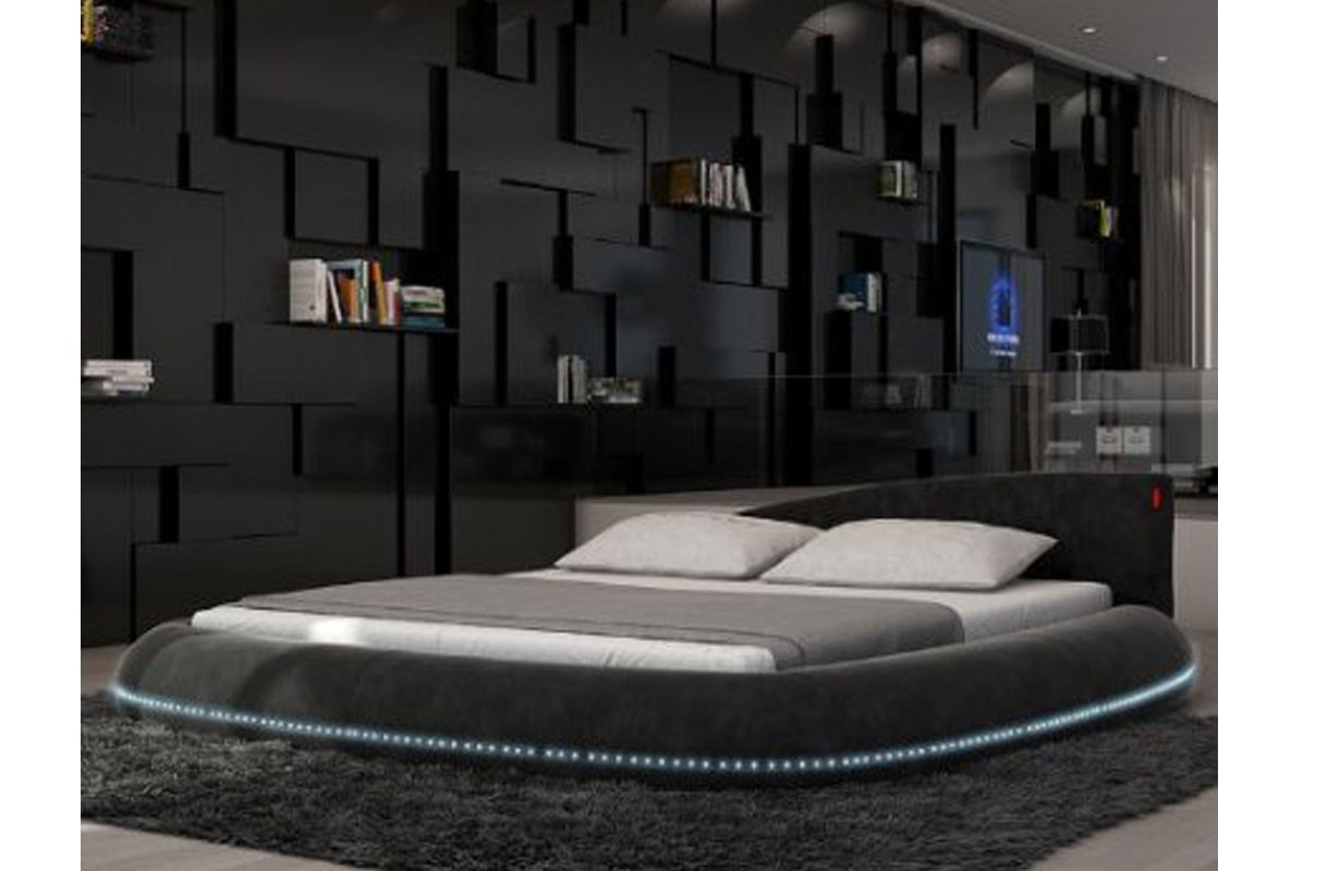 design bett ufo von nativo m bel wien. Black Bedroom Furniture Sets. Home Design Ideas