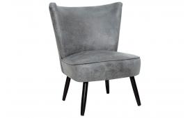 Designer Lounge Sessel RECENT GREY
