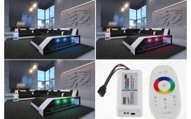 Designer Sofa MATIS XL mit LED Beleuchtung