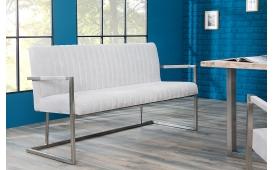 Designer Polsterbank VILLA WHITE