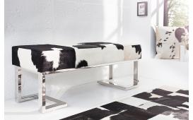 Designer Polsterbank WESTERN BLACK
