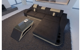 Designer Sofa HERMES MINI mit LED Beleuchtung von NATIVO Möbel Österreich