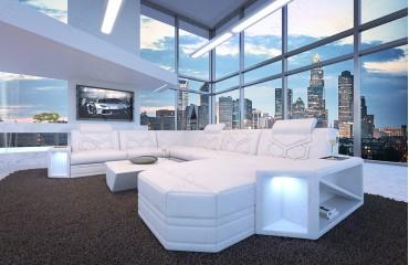 Designer Sofa AVENTADOR XXL mit LED Beleuchtung von NATIVO Möbel Österreich