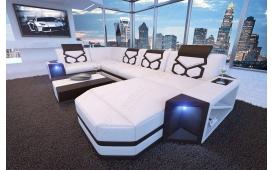 Designer Sofa AVENTADOR XL mit LED Beleuchtung von NATIVO Möbel Österreich