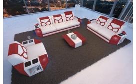 Designer Sofa AVENTADOR 3+2+1 mit LED Beleuchtung von NATIVO Möbel Österreich
