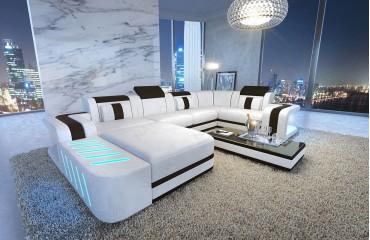Designer Sofa SPACE XL mit LED Beleuchtung von NATIVO Möbel Österreich